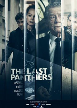 Locandina The Last Panthers  Streaming Serie TV