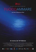 Locandina Fuocoammare  Streaming