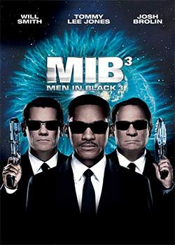 Locandina Men in Black 3