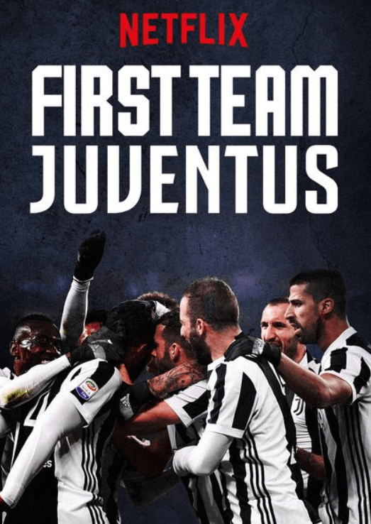 Locandina First Team: Juventus