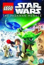 Locandina Lego Star Wars – La Minaccia Padawan