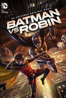 Locandina Batman VS Robin  Streaming