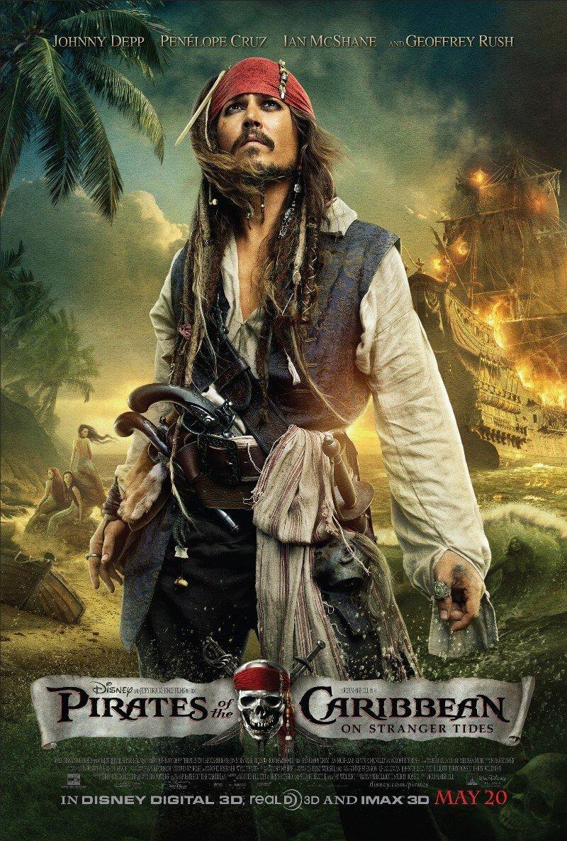 Locandina Pirati dei Caraibi: Oltre i Confini del Mare
