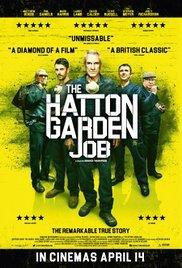 Locandina The Hatton Garden Job