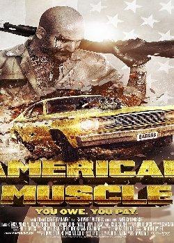 Locandina American Muscle