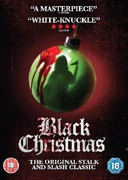 Locandina Black Christmas – Un Natale rosso sangue