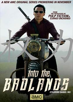 Locandina Into the Badlands  Streaming Serie TV