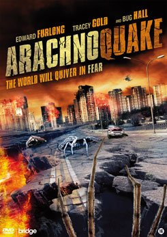 Locandina Arachnoquake  Streaming