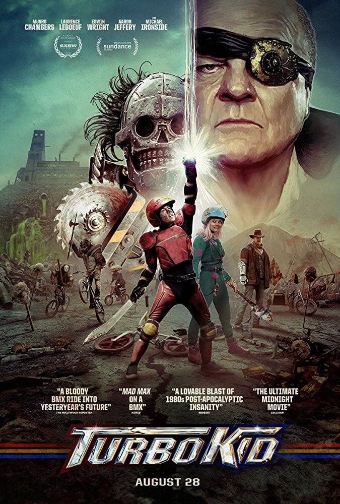 Locandina Turbo Kid