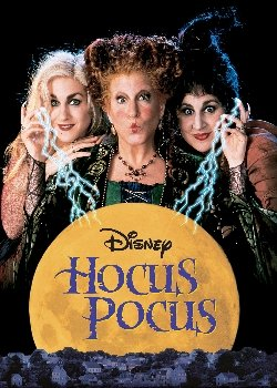 Locandina Hocus Pocus