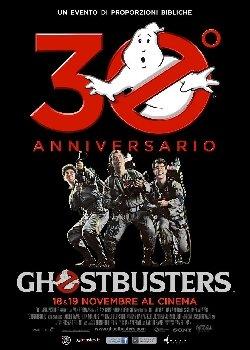 Locandina Ghostbusters – Acchiappafantasmi –  Streaming
