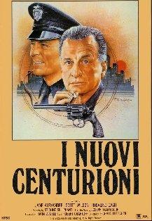 Locandina I nuovi centurioni  Streaming