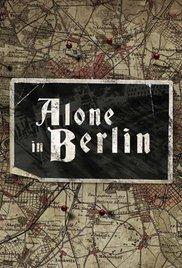 Locandina Alone in Berlin