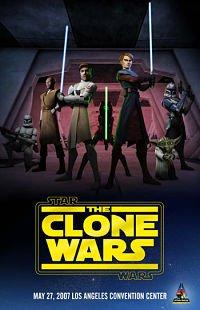 Locandina Star Wars – The Clone Wars  Streaming Serie TV