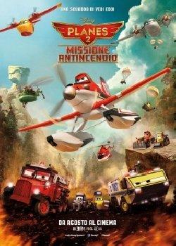 Locandina Planes 2 – Missione Antincendio