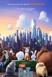 Locandina The Secret Life of Pets  Streaming