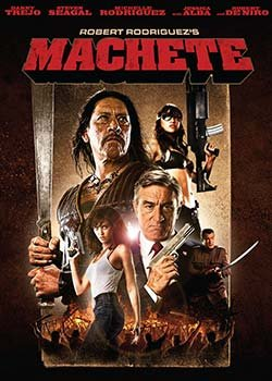 Locandina Machete  Streaming