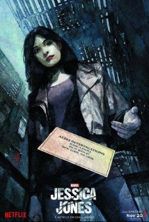 Locandina Jessica Jones  Streaming Serie TV