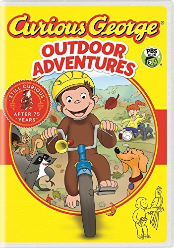 Curioso Come George: Avventure all'Aperto (2016)