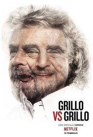 Locandina Grillo vs Grillo