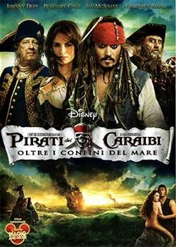 Locandina Pirati dei Caraibi – Oltre i Confini del Mare  Streaming