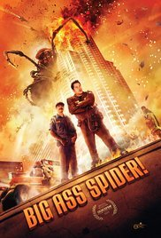 Locandina Big Ass Spider!
