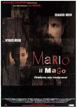 Locandina Mario, il Mago