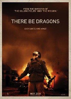 Locandina There Be Dragons – Un Santo nella Tempesta