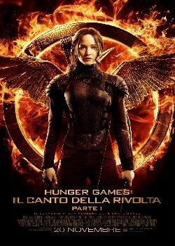 Locandina The Hunger Games: Mockingjay – Part I  Streaming