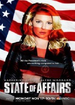 Locandina State of Affairs  Streaming Serie TV