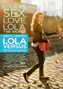 Locandina Lola Versus