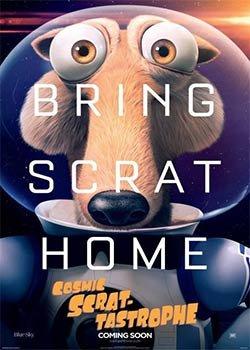 Locandina Scrat-tastrofe Cosmica  Streaming