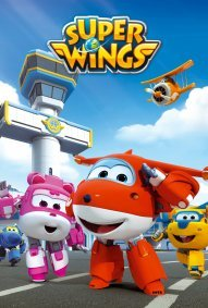 Locandina Super Wings Nelle Terre Selvagge