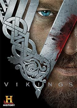 Locandina Vikings  Streaming Serie TV