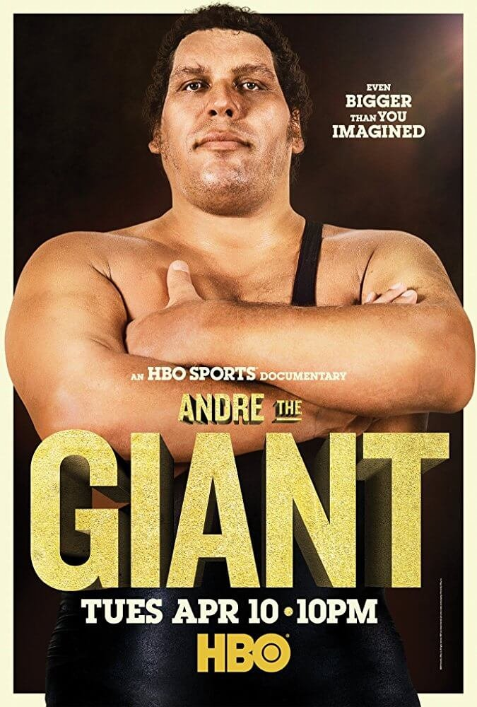 Locandina Andre the Giant