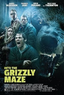 Locandina Into the Grizzly Maze  Streaming