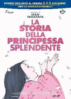 Locandina La storia della Principessa splendente  Streaming