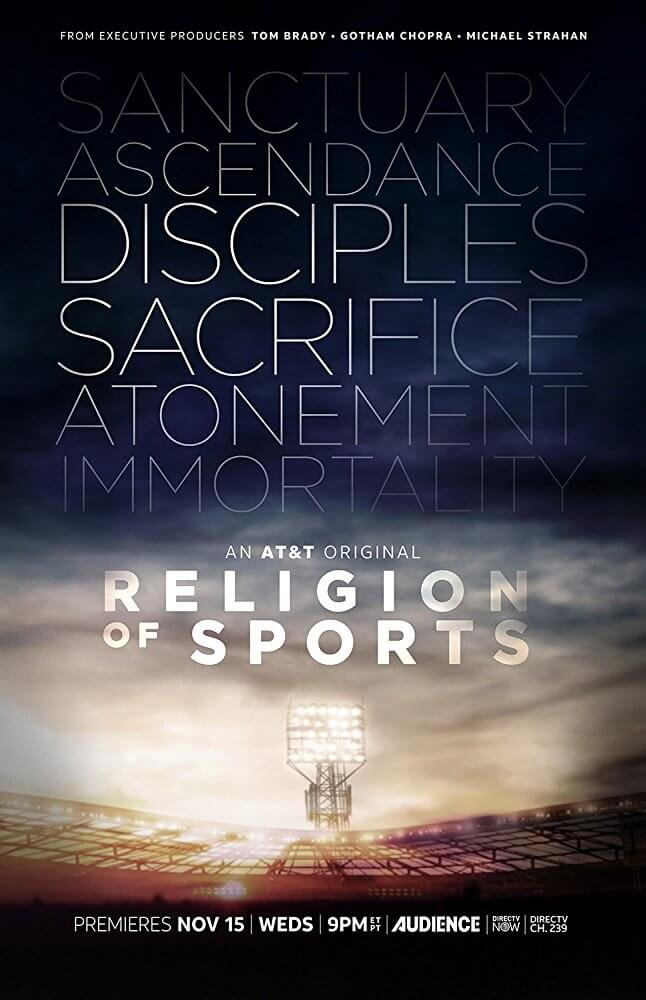 Locandina Religion of Sports