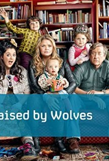Locandina Raised by Wolves  Streaming Serie TV
