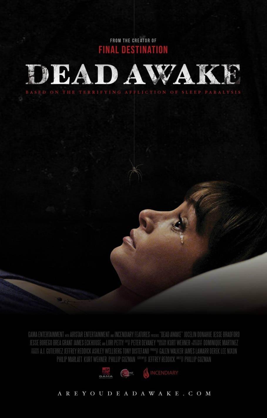 Locandina Dead Awake