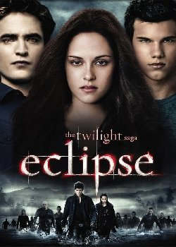 Locandina The Twilight Saga – Eclipse