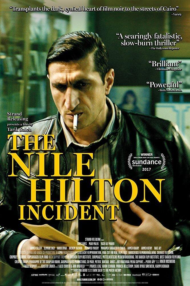 Locandina The Nile Hilton Incident