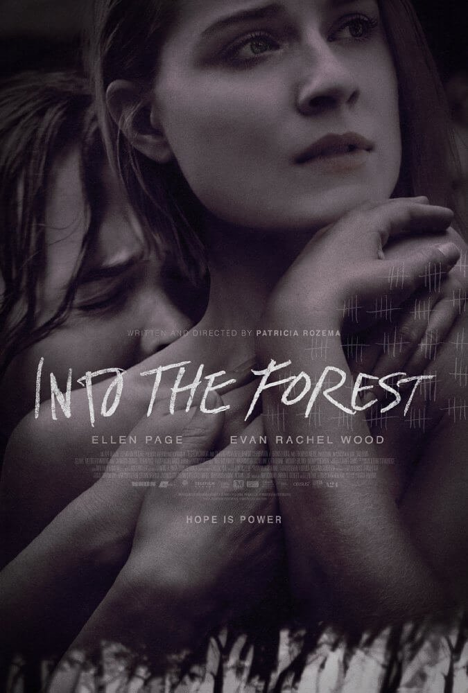 Locandina Into The Forest