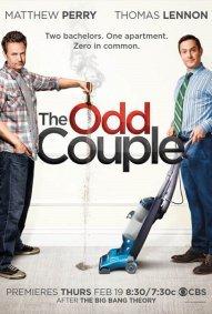 Locandina The Odd Couple  Streaming Serie TV