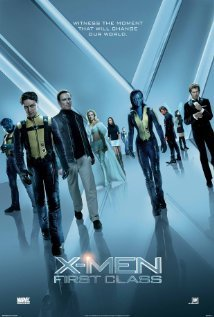 Locandina X-Men: L'Inizio  streaming film