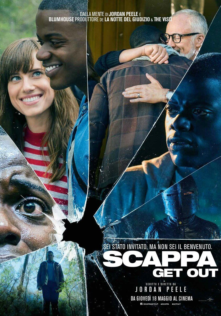 Locandina Scappa: Get Out