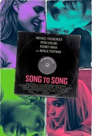 Locandina Song to Song