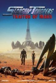 Locandina Starship Troopers Attacco Su Mars