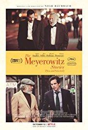 Locandina The Meyerowitz Stories