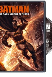 Locandina Batman Dark Knight Returns